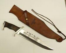 RAMBO III DESIGNED BY HIBBEN KNIVES FIXED BLADE W/ SHEATH -FB19