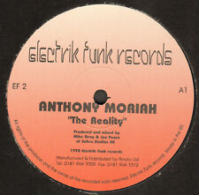 ANTHONY MORIAH - Le Reality - Electrik Funk