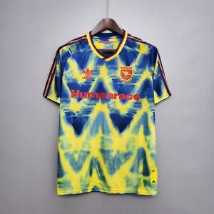 2020 Arsenal Football Shirt Human Race Edition Jersey BNWT
