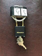 Master Gun Cable Lock 99Kadspt New