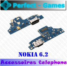 Nokia 6.2 TA-1198 1200 1187 1201 connecteur de charge charging port board