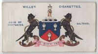 Company of Salters' London England Chemistry Guild 100+ Y/O Trade Ad Card