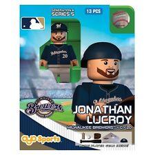 MLB Milwaukee Brewers Jonathan Lucroy OYO Generation 4 Figure NEW Toys Baseball