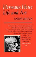 Hermann Hesse - Life and Art by Joseph Mileck (1981, Paperback)