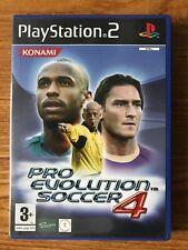 Pro Evolution Soccer 4 (PS2) PAL