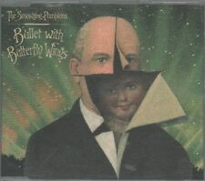 SMASHING PUMPKINS Rare 1995 CD 2 tracks Bullet With Butterfly Wings