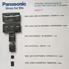 REPAIR KIT PANASONIC TNPA5335,TNPA5330 SC 12pcs for 42,46,50,55in VT30,GT30,ST30