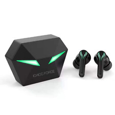 New listing Wireless Earbuds, Gaming Earbuds with Noise Cancellation Mic, Stereo Sound