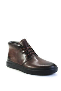 Cole Haan Grand Mens Rally Chukka Lace Up Sneakers Brown Size 12M
