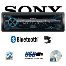 Mercancía sony MEX-N4200BT Bluetooth CD/MP3/USB Autoradio Radio 12V Telefonar