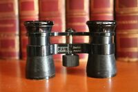 Vintage Ruka Field/ Opera Glasses Binoculars Made in Germany with Case 1930's