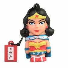 DC Wonder Woman USB Memory Stick Flash Drive - Boxed 16GB Retro Comics