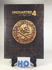 Guide de stratégie - Uncharted 4 - A thief's End - NEUF