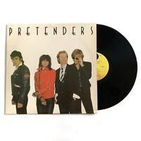 """PRETENDERS """"Pretenders"""" Vinyl LP - 1980 Sire SRK 6083 -  Original US"""