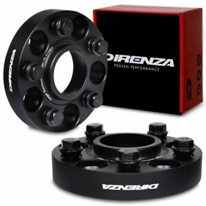 DIRENZA 5x110 25mm ALLOY WHEEL SPACER PAIR FOR VAUXHALL OPEL ASTRA G H OMEGA A B