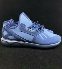 Adidas Tubular Runner Men's Shoes Midnight Indigo AQ7445 SIZE 9.5