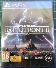 Star Wars Battlefront 2 II (PS4) bundle copy BRAND NEW AND SEALED