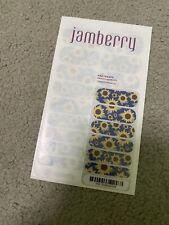 jamberry Nail Wraps Full Sheet - Sunflower