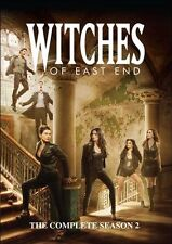 Witches of East End: The Complete Season 2 - Region Free DVD - Sealed