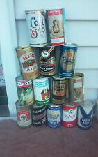 14 Diff 12Oz Steel International Cheap Beer Can Can Empty Gar 2