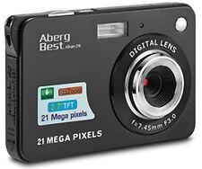 "Cámara digital De Alta Definicion HD recargable de 21 megapíxeles, 2.7 ""LCD"