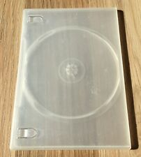 10 Thin Clear Jewel DVD Case - Holds One Disc - Used, But In Excellent Condition