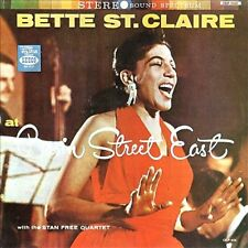 Betty St. Claire AT BASIN STREET EAST