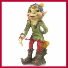 Fairy Garden Pixie Gnome Sprite With Hand Out Miniature Dollhouse Figurine Dc045