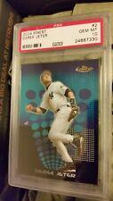 2004 Topps Finest NY Yankees Derek Jeter #2 Batting Record PSA Gem MT 10
