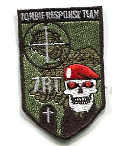 Syria-Iraq Daesh Wacker US Advisors Green Berets SFG: Zombie Response Team ZRT