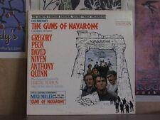 GUNS OF NAVARONE SOUNDTRACK, DIMITRI TIOMKIN LP CL1655