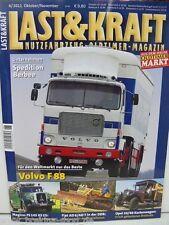 Ultima & Kraft Veicoli commerciali rivista Auto d'epoca 6/2011