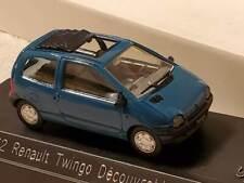 Solido 1/43 Renault Twingo Decouvrable Die-Cast Car #1532
