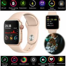 Women Smart Watch Bluetooth Call WristWatch For LG Stylo 5 4 Samsung S10 S9 A20e