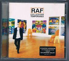 RAF COLLEZIONE TEMPORANEA CD