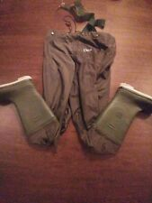 ORVIS Men's Green WADERS w/ Size 10 Boot
