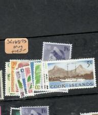 COOK ISLANDS  (PP3006B)     SG 163-173  SET      MOG