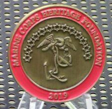 U.S. Marine Corp. Semper Fidelis Challenge Coin