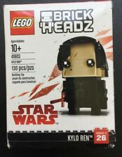 Disney LEGO 41603 Star Wars Brickheadz Kylo Ren 130pcs Free Shipping b1