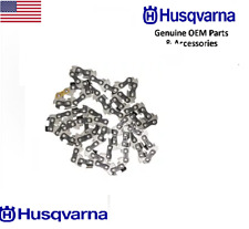 "2 OEM Husqvarna Chainsaw ChainS 531309680 20"" 80DL .325 .050 501840880 591095780"