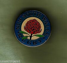 #D250.  NEW  SOUTH  WALES   RUGBY  UNION   BADGE