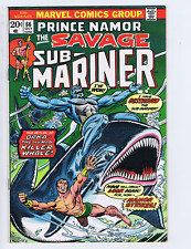 Sub-Mariner #66 Marvel 1973