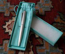 Tiffany's Streamerica 2002 Ballpoint Pen. 925 Signed Very Rare T&CO TIFFANY & CO