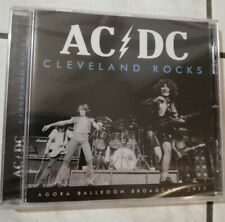 Ac DC Cleveland Rocks Live NEUF ALBUM Cd
