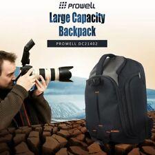 dc21402 multi-funzione fotocamera TELA FOTOGRAFIA BORSA ZAINO Treppiedi CINGHIA