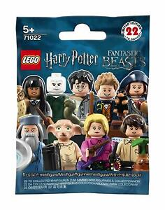 Lego Harry Potter Collectable Minifigure 71022 - Choose Your Figure