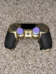 Sony Playstation 4 Wireless Controller Dualshock 4 For PS4 - Gold And Red