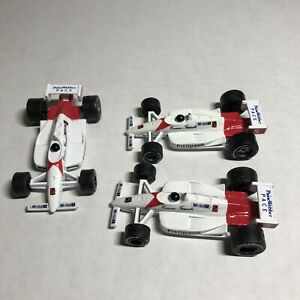 1989 #5 Emerson Fittipaldi Racing Champions 1/64 Scale - Lot of 3