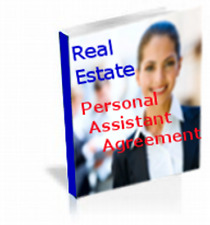 Real Estate Personal Assistant Agreement