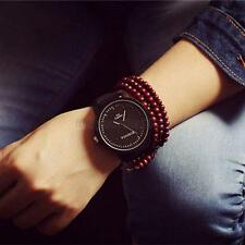 Fashion Unisex Men Womens Big Round Lovers Watch Quartz Large Dial Wrist Watches